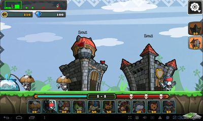 Get full version of Android apk app Cat War for tablet and phone.