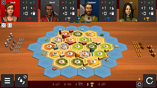 Catan universe screenshot 5