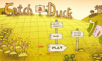 Catch Duck poster