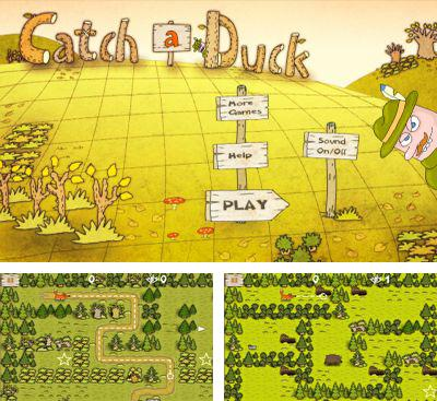 In addition to the game Kiba & Kumba Jungle Run for Android phones and tablets, you can also download Catch Duck for free.