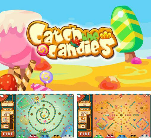 In addition to the game aiMinesweeper for Android phones and tablets, you can also download Catch the candies for free.