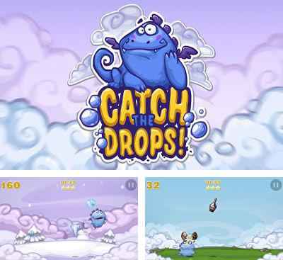 In addition to the game Lightpath for Android phones and tablets, you can also download Catch the drops! for free.