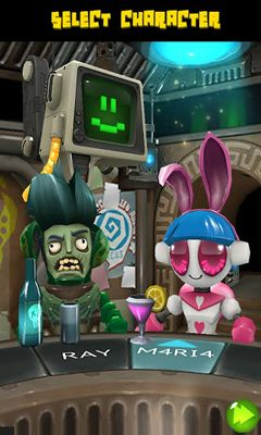 Catcha Catcha Aliens! screenshot 1