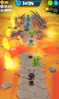 Screenshots of the Catcha Catcha Aliens! for Android tablet, phone.