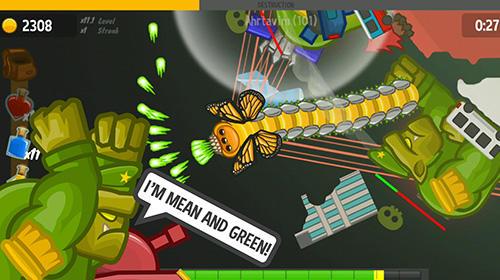 Jogue Caterpillage para Android. Jogo Caterpillage para download gratuito.
