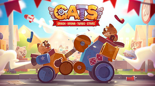 CATS: Crash arena turbo stars обложка