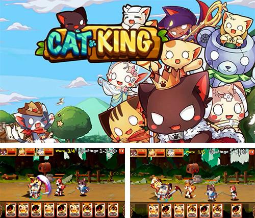 Cats King: Battle dog wars