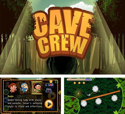 In addition to the game South Surfer for Android phones and tablets, you can also download Cave Crew for free.