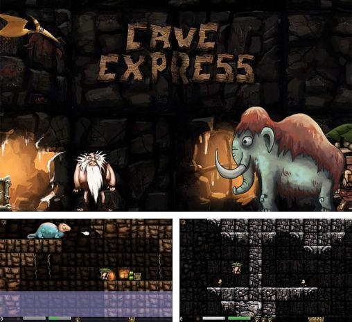 In addition to the game Cyto's Puzzle Adventure for Android phones and tablets, you can also download Cave express for free.