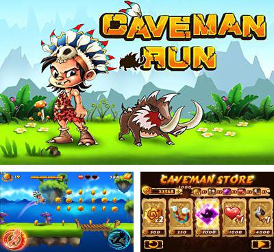 In addition to the game Throwing Knife 2 for Android phones and tablets, you can also download Caveman Run for free.