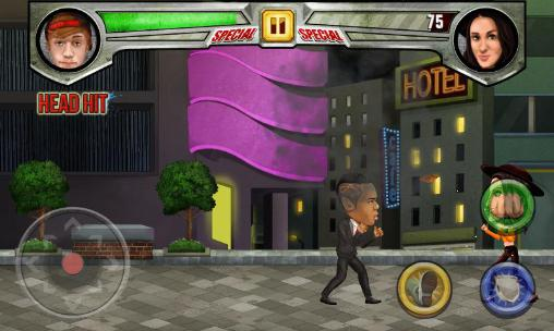 Fright fight screenshot 3