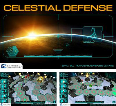 In addition to the game Pirate Mysteries for Android phones and tablets, you can also download Celestial Defense for free.