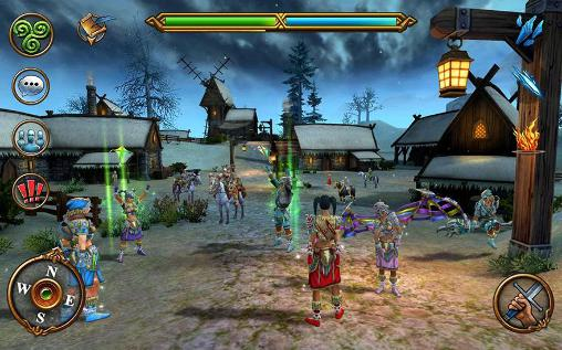 celtic heroes 3d mmo for android download apk free
