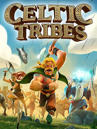 Celtic tribes poster