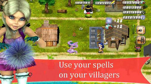 Screenshots von Celtic village 2 für Android-Tablet, Smartphone.