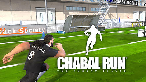 Chabal run: The impact player poster