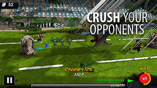 Chabal run: The impact player screenshot 2