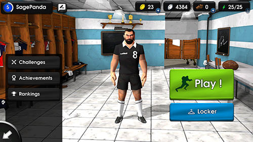Chabal run: The impact player screenshot 3