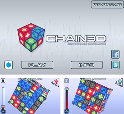 In addition to the game Fly Cargo for Android phones and tablets, you can also download Chain3D for free.