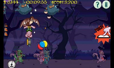 Screenshots von Chainsaw Bunny für Android-Tablet, Smartphone.