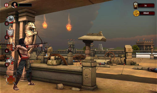 Screenshots von Chakravartin Ashoka samrat: The game für Android-Tablet, Smartphone.