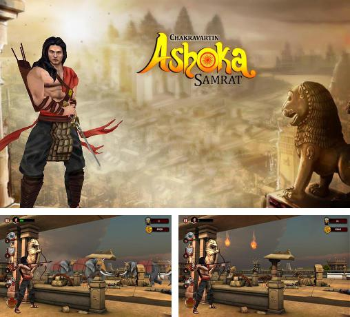 Кроме игры Clash of Egyptian archers скачайте бесплатно Chakravartin Ashoka samrat: The game для Android телефона или планшета.