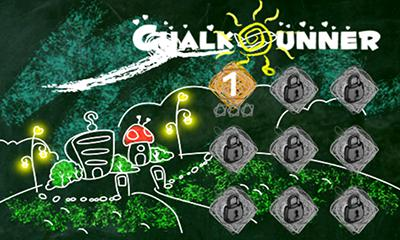 Screenshots do Chalk Runner - Perigoso para tablet e celular Android.