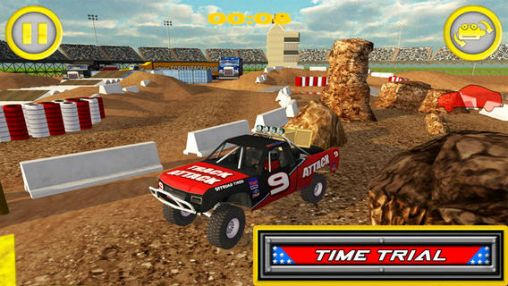 Screenshots von Challenge off-road 4x4 driving für Android-Tablet, Smartphone.