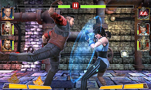 Champion fight 3D screenshot 1