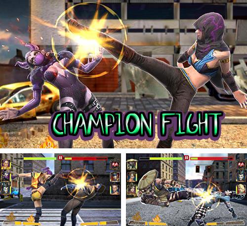 Champion fight 3D