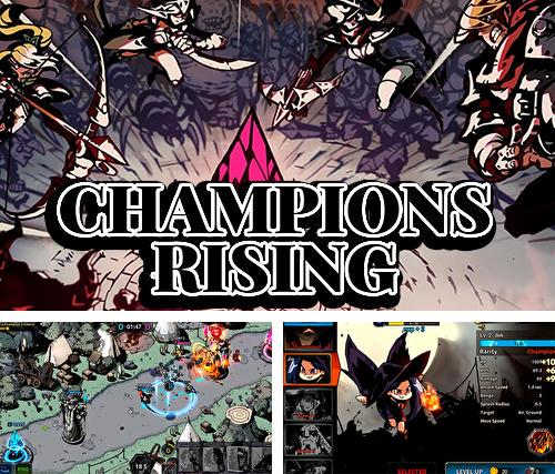Champions rising: Legends of Elusia