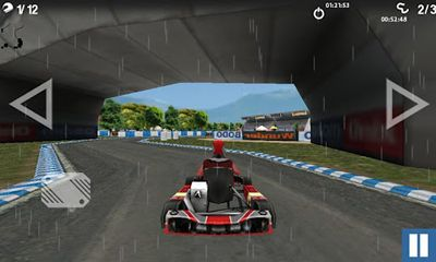 Download Championship Karting 2012 Android free game.