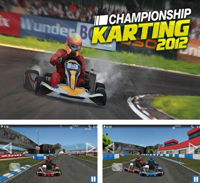 In addition to the game Wave Blazer for Android phones and tablets, you can also download Championship Karting 2012 for free.