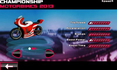 Download Championship Motorbikes 2013 Android free game.