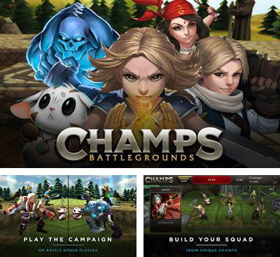 In addition to the game Troll Parking 3D for Android phones and tablets, you can also download Champs: Battlegrounds for free.