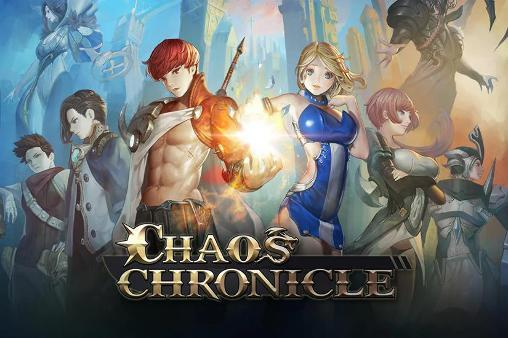 Chaos chronicle poster