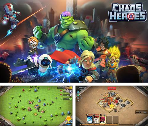 Chaos heroes: Zombies war