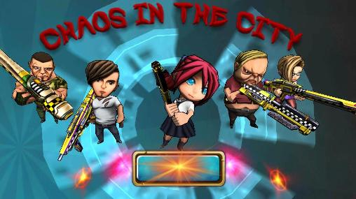 Chaos in the city 2