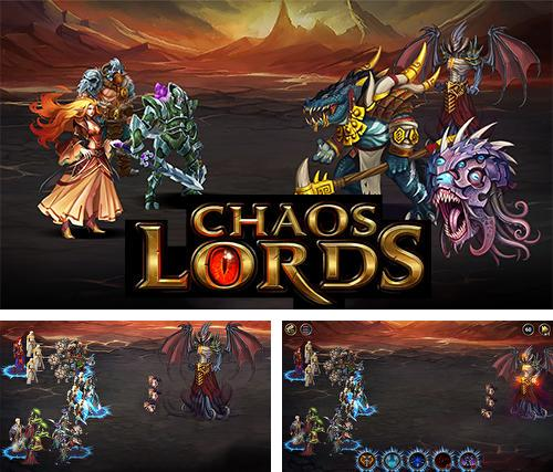 Chaos lords: Tactical RPG