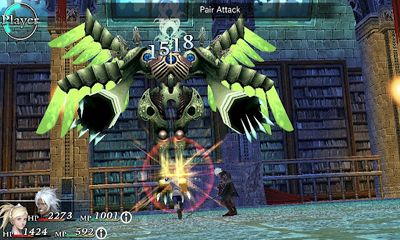 Screenshots von Chaos Rings für Android-Tablet, Smartphone.