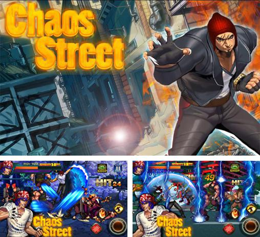 In addition to the game King of kungfu: Street combat for Android phones and tablets, you can also download Chaos street: Avenger fighting for free.