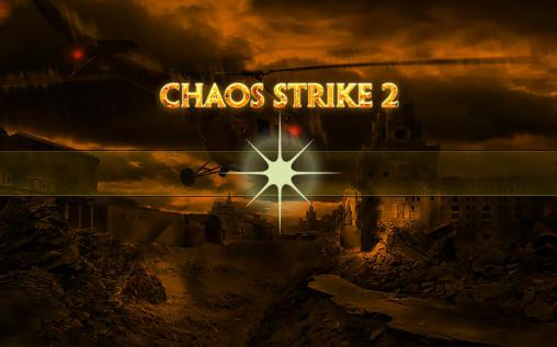 Chaos strike 2: CS portable poster