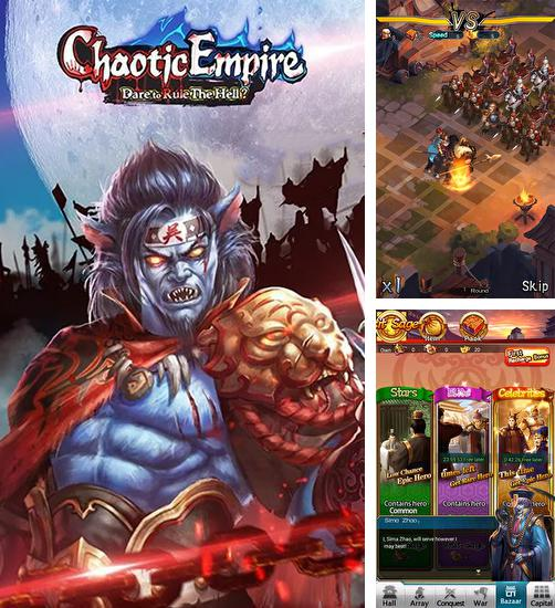 Chaotic empire: Dare to rule the hell?