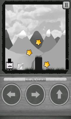 Screenshots of the Charlie Hop for Android tablet, phone.