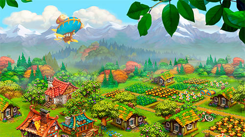 Screenshots von Charm farm: Forest village für Android-Tablet, Smartphone.