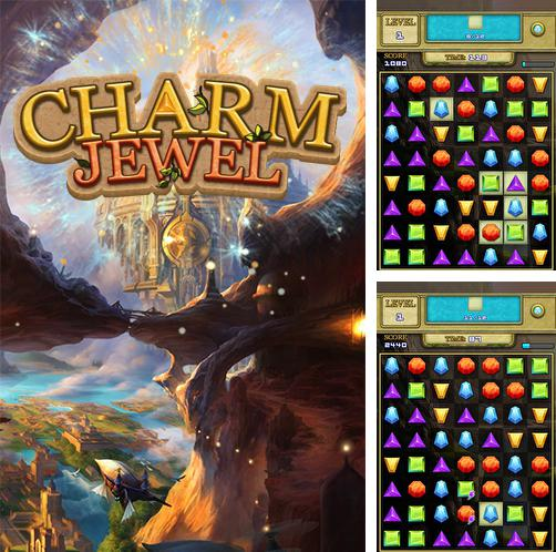 In addition to the game Gems of pharaoh for Android phones and tablets, you can also download Charm jewel for free.