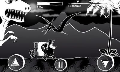 Chase Caveman screenshot 2