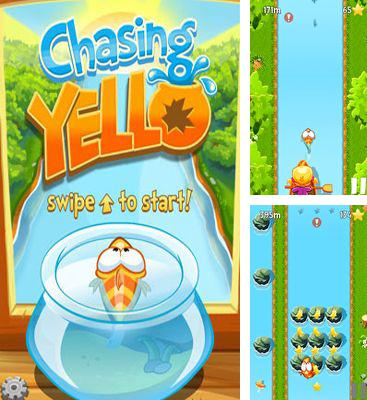 In addition to the game Tomb Runner: The Crystal Caves for Android phones and tablets, you can also download Chasing Yello for free.