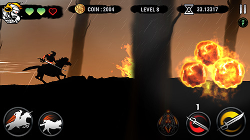 Screenshots do Chatrapati Shivaji Maharaj HD game - Perigoso para tablet e celular Android.