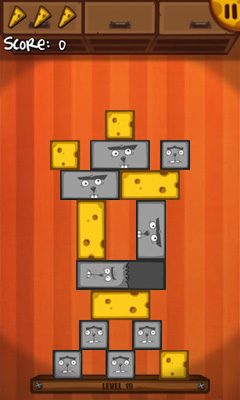 Download Cheese Tower Android free game.